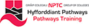 Skills Academy Wales are partnered with Pathways Training